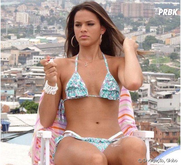"Bruna Marquezine era gata da laje em ""Salve Jorge"""