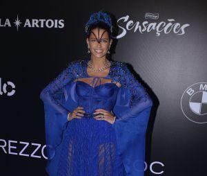 Baile da Vogue 2018: Helena Bordon também homenageou a fauna brasileira e foi de arara azul