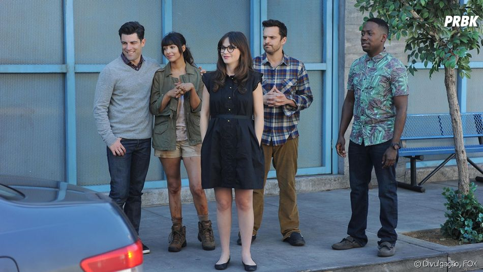 """New Girl"" terminará em 2018, na sétima temporada!"