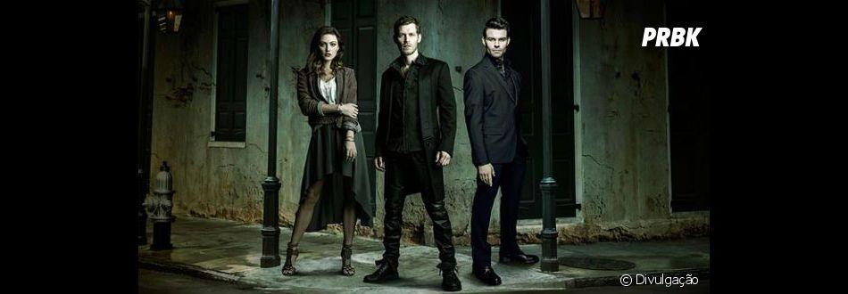 """A série """"The Originals"""" cheará ao fim em 2018, na sua quinta temporada!"""