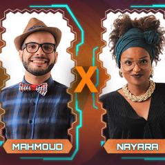 """No """"BBB18"""", Nayara, Gleici e Mahmoud estão no Paredão! Quem deve sair do reality?"""