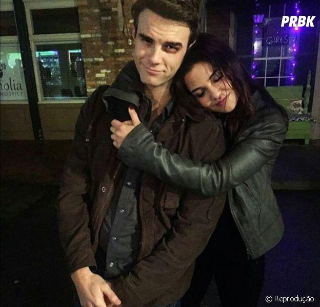 """Kol (Nate Buzolic) e Davina (Danielle Campbell) estarão casados quando a 5ª temporada de """"The Originals"""" estrear"""