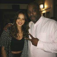 Bruna Marquezine vai a show de John Legend nos EUA com produtor Mike Jackson