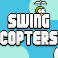 "Criador do game ""Flappy Bird"" lança novo game viciante: ""Swing Copters"""