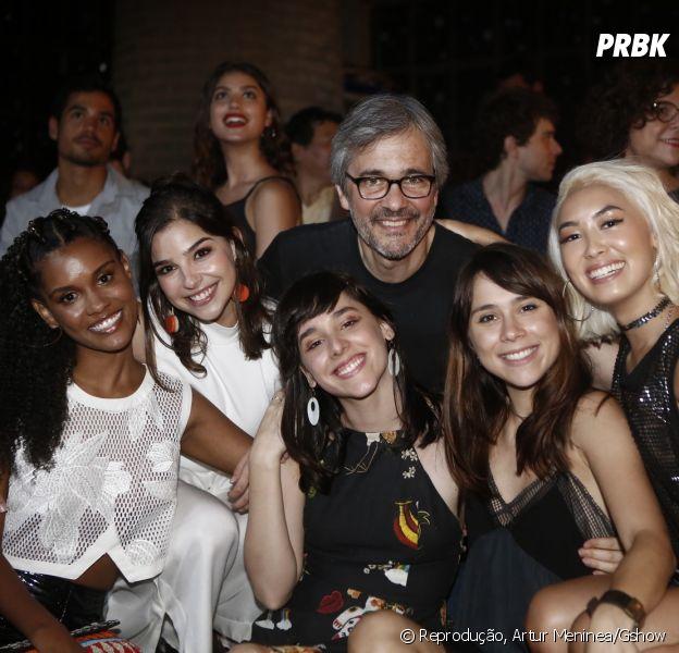 """Elenco de """"Malhação - Viva a Diferença"""" se despede da novela com postagens nas redes sociais"""