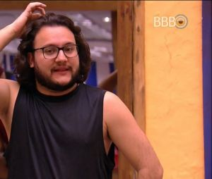 """Diego é o grande estrategistas do """"BBB18"""" e tem conseguido se manter longe dos paredões"""
