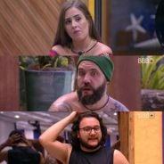 """Do """"Big Brother Brasil"""": Patrícia, Diego, Caruso e os participantes mais estrategistas do reality!"""