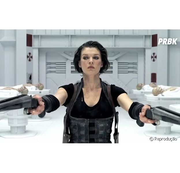 """Filme """"Resident Evil: O Começo do Fim"""" é adiado para 2017"""