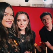 "Maisa Silva entrevista Katherine Langford, "" 13 Reasons Why"", e Nick Robinson por novo filme!"