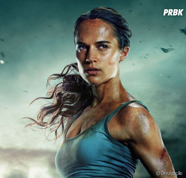 """""""Tomb Raider: A Origem"""": Alicia Vikander vive Lara Croft no reboot"""