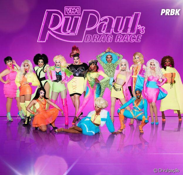 """De """"RuPaul's Drag Race"""": na 10ª temporada, conheça as novas queens!"""