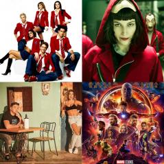 """RBD no Spotify, estreia de """"Vingadores: Guerra Infinita"""" e os motivos para já amar abril!"""