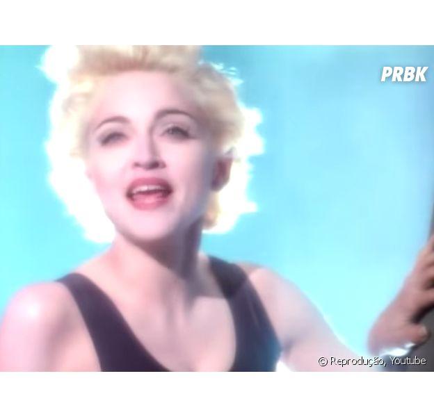 Madonna tem três clipes entre os mais caros