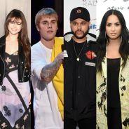 Playlist: Selena Gomez, Taylor Swift, The Weeknd e as músicas que são indiretas pro ex