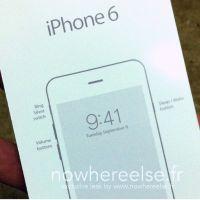 Manual do iPhone 6 vaza e confirma o lançamento do aparelho
