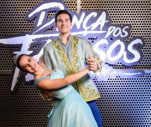 Mayara Araújo é a bailarina do Faustão que conquistou Nicolas Prattes