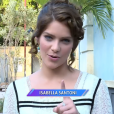 No Dia do Beijo, Isabella Santoni revela como foi perder o BV