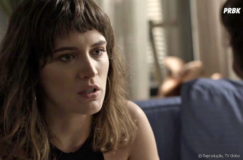 "Em ""O Outro Lado do Paraíso"": Clara (Bianca Bin) percebe que ama Patrick (Thiago Fragoso) e vai atrás dele"