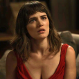 "Em ""O Outro Lado do Paraíso"": Clara (Bianca Bin) dá a entender que ainda ama Patrick (Thiago Fragoso) na frente dele"