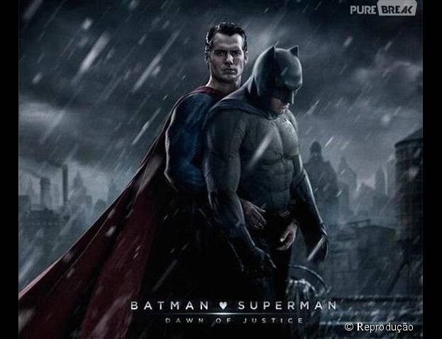 """Warner não quer que """"Batman v Superman"""" tenha lado engraçado como os filmes da Marvel"""