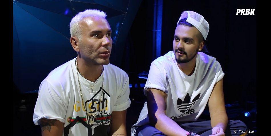 Luan Santana e Matheus Mazzafera responderam a tag #perguntasqueninguemfaria