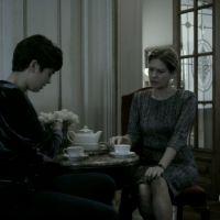 """Novela """"O Rebu"""": Bruno diz para Duda assassinar Angela e ficar com herança"""