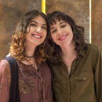 """Giovanna Grigio comemora 1 ano de """"Malhação - Viva a Diferença"""" com fotos inéditas de bastidores"""