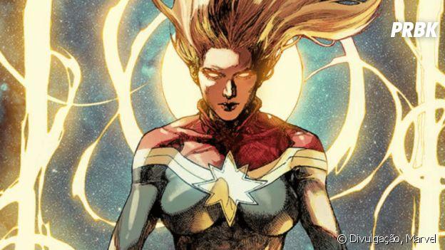 Veja 10 fatos sobre a Capitã Marvel