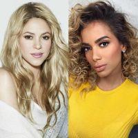 Anitta abrirá shows de Shakira no Brasil, de acordo com jornalista!
