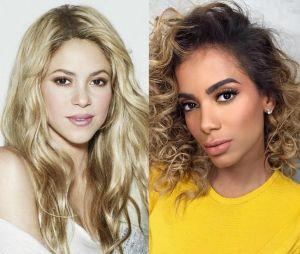 Anitta irá abrir shows de Shakira no Brasil!