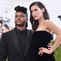 The Weeknd esquece Selena Gomez e é visto aos beijos com Bella Hadid