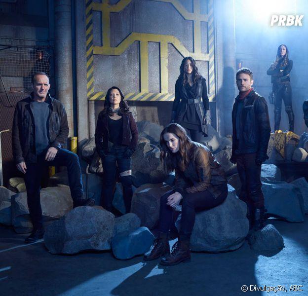 """Pode comemorar! Série """"Agents of SHIELD"""" é renovada para 6ª temporada"""