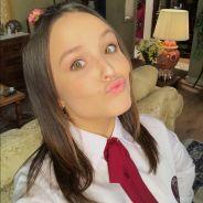"""Em """"Aventuras de Poliana"""", Larissa Manoela é Mirela, uma jovem com quem você vai se identificar!"""