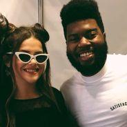 """Maisa Silva e Khalid trocam mensagens após remix em música: """"Amei isso"""""""