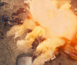 """Trailer do episódio final de """"Sense8"""" mostra explosão e muita ação"""