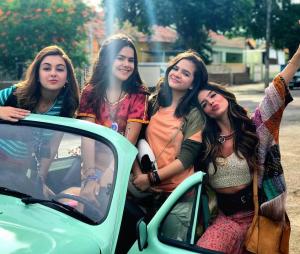 """Giovanna Lancellotti também está no elenco de """"Tudo Por Um Popstar"""", filme que estreia em 11 de outubro de 2018"""
