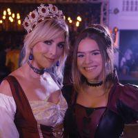 """De """"Cinderela Pop"""": Maisa Silva, Giovanna Grigio e as novidades dos primeiros dias de gravação"""