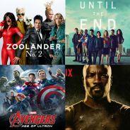 """Da Netflix: """"Vingadores: Era de Ultron"""", """"Sense8"""", """"Luke Cage"""" e todas as estreias de junho! Confira"""