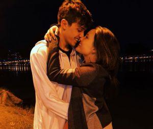 Larissa Manoela e o namorado, Leo Cidade, curtem Rio de Janeiro juntinhos!