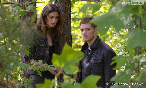 "Em ""The Originals"", Klaus (Joseph Morgan) e Hayley (Phoebe Tonkin) se escondem"