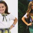 """Veja o antes e depois de Maisa Silva, a Valéria de """"Carrossel"""""""