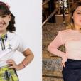 """Veja o antes e depois de  Ana Vitória Zimmermann , a Marcelina de """"Carrossel"""""""
