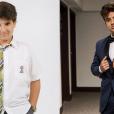 """Veja o antes e depois de  Nicholas Torres , o Jaime de """"Carrossel"""""""