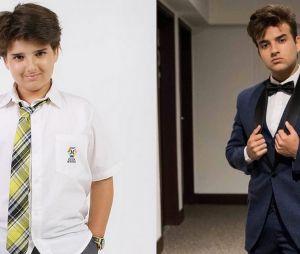 """Veja o antes e depois de Nicholas Torres, o Jaime de """"Carrossel"""""""