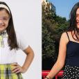 """Veja o antes e depois de Stefany Vaz, a Carmen de """"Carrossel"""""""
