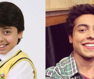 """Veja o antes e depois de Gustavo Daneluz, o Mário de """"Carrossel"""""""