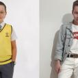 """Veja o antes e depois de  Léo Belmonte , o Jorge de """"Carrossel"""""""