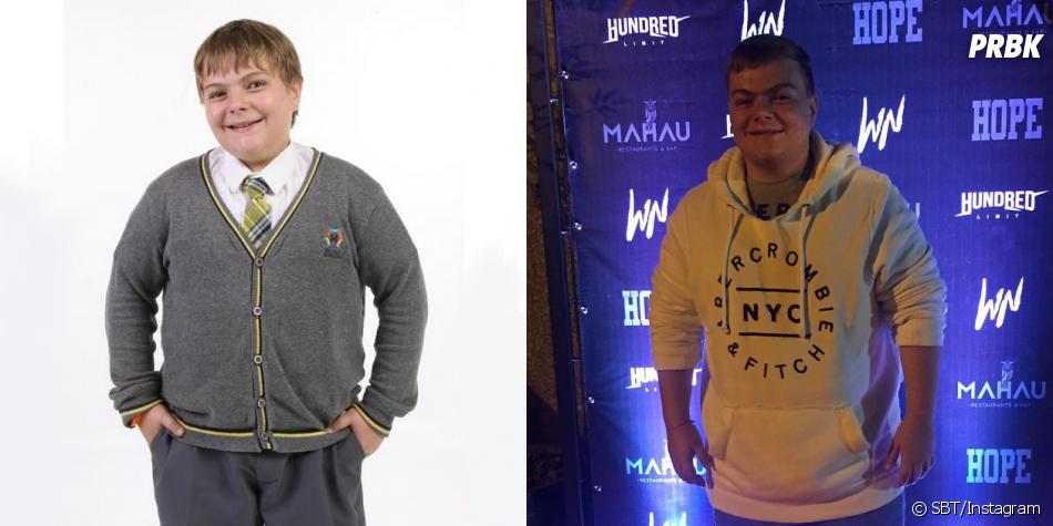 """Veja o antes e depois de Konstantino Atan, o Adriano de """"Carrossel"""""""