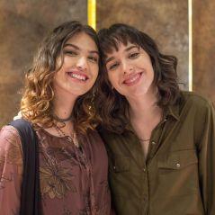 """Giovanna Grigio e elenco de """"Malhação - Viva a Diferença"""" mantém contato por grupo no Whatsapp"""