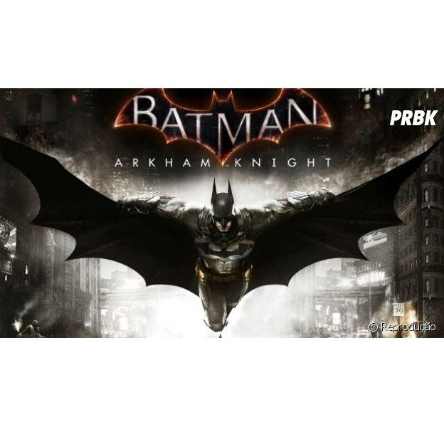 """""""Batman: Arkham Knight"""" vai ser lançado em junho de 2015"""